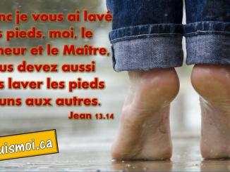 Jean 13.14-15
