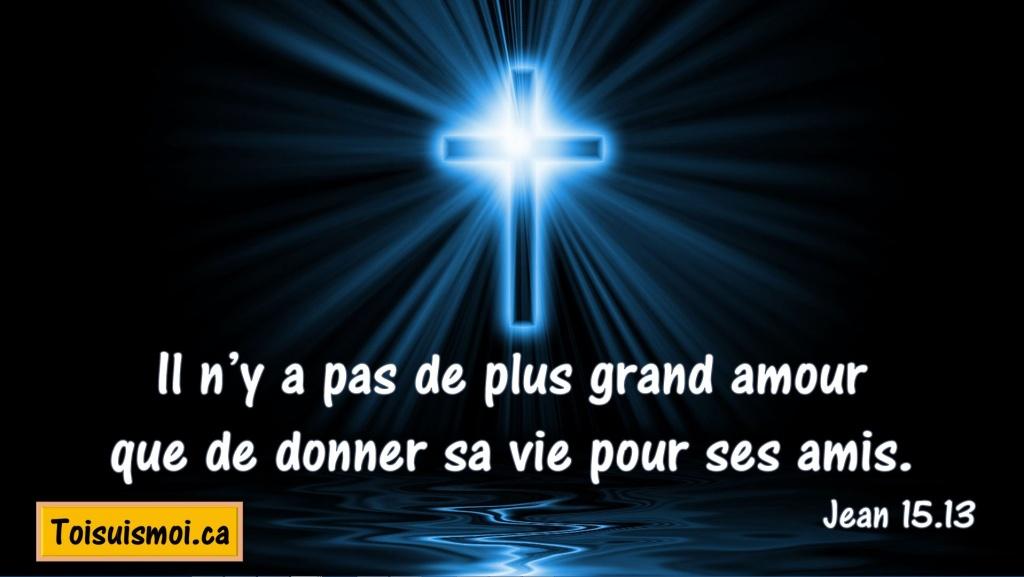 Jean 15.13
