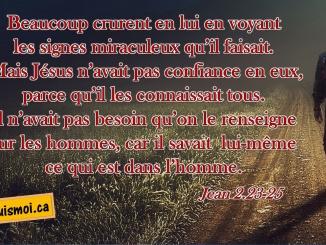 Jean 2.23-25