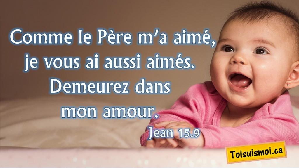 Jean 15.9