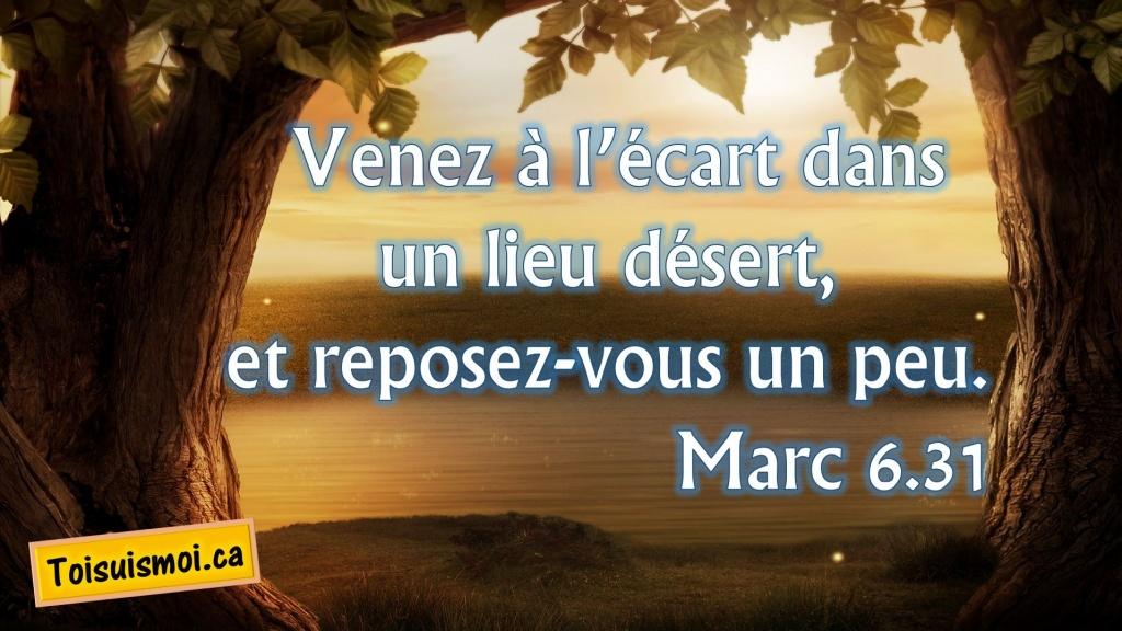 Marc 6.31